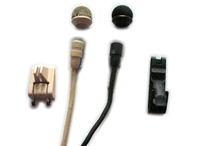 Sennheiser Mke 2 4 Gold C Lavalier Microphone Lemo