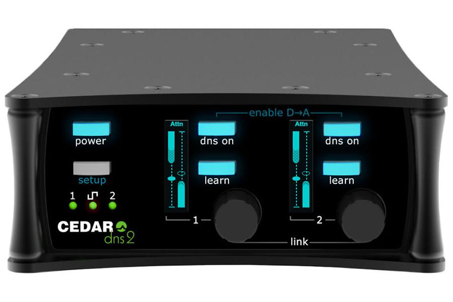 Cedar DNS 2 Dialogue Noise Suppressor